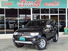 2013 Mitsubishi Pajero Sport (ปี 08-15) GT 2.5 AT SUV