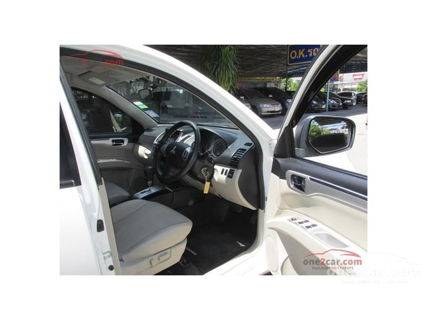 2010 Mitsubishi Pajero Sport GT SUV