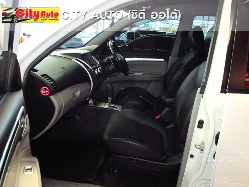 2016 Mitsubishi Pajero Sport GT SUV