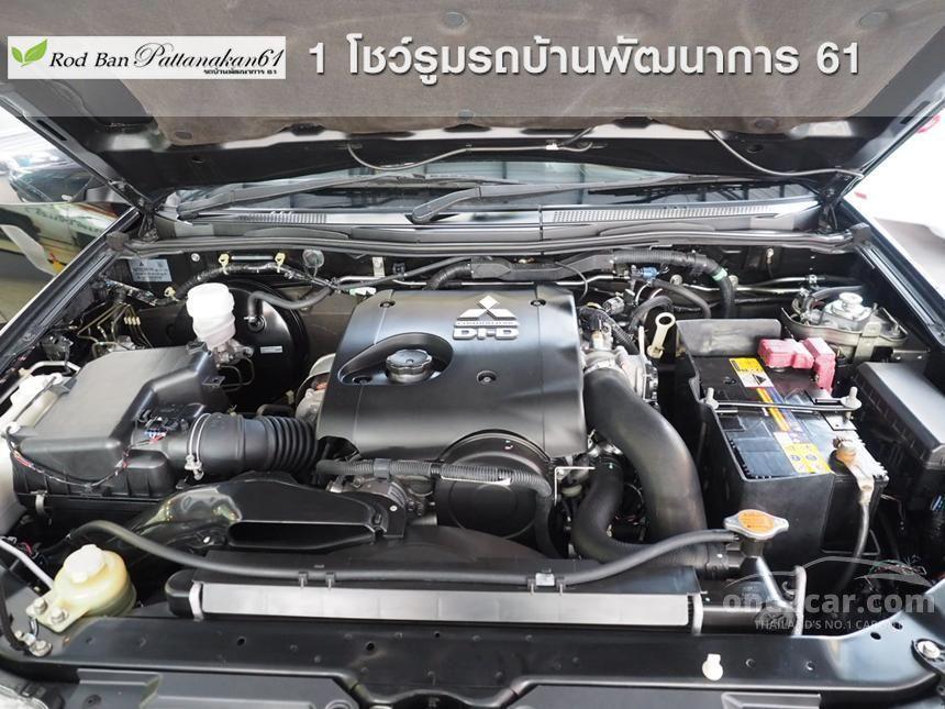 2011 Mitsubishi Pajero Sport GT SUV