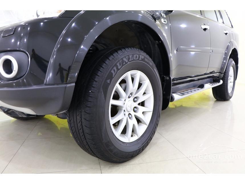 2013 Mitsubishi Pajero Sport GT SUV