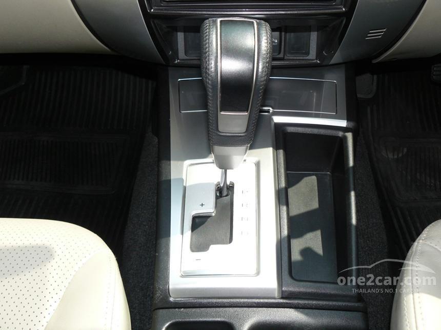 2012 Mitsubishi Pajero Sport GT SUV