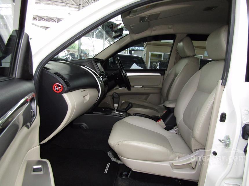 2011 Mitsubishi Pajero Sport GT Wagon