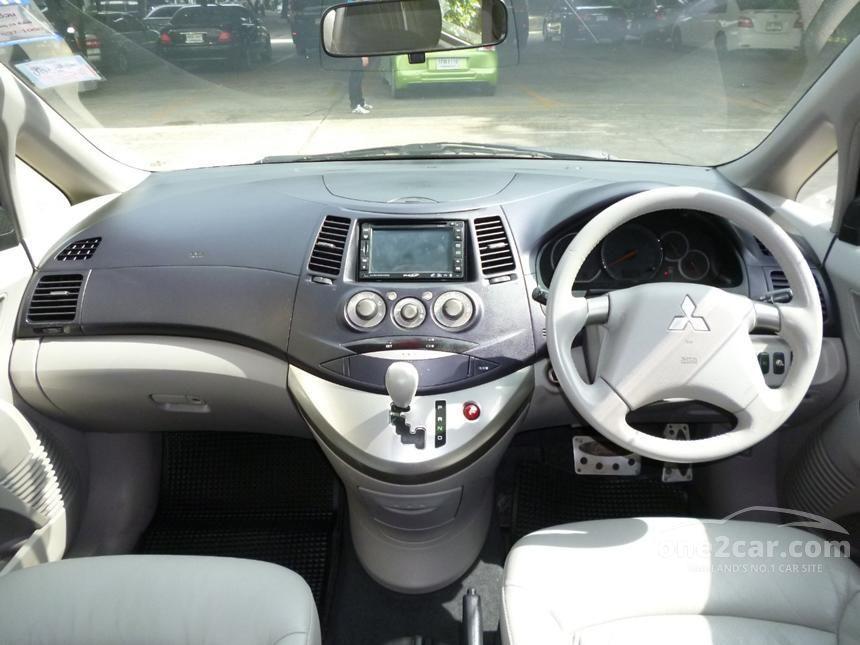 2005 Mitsubishi Space Wagon GLS Wagon
