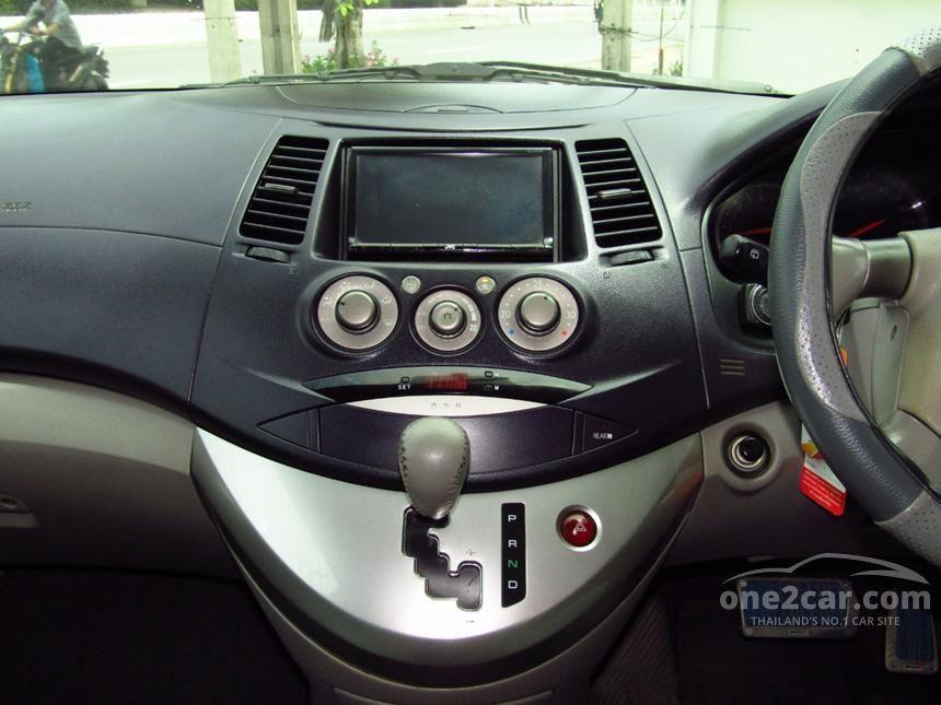 2004 Mitsubishi Space Wagon GLS Wagon