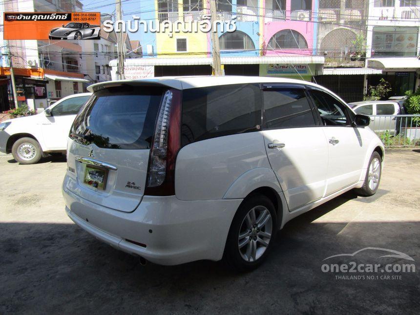 2010 Mitsubishi Space Wagon GT Wagon