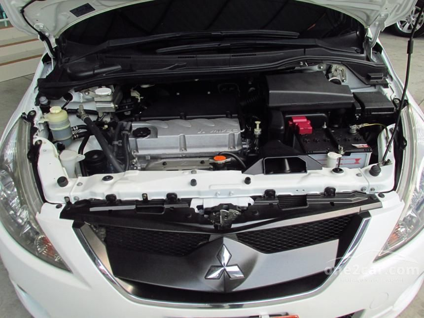 2011 Mitsubishi Space Wagon GT Wagon