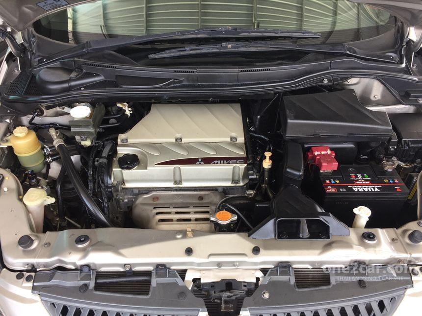 2005 Mitsubishi Space Wagon GT Wagon