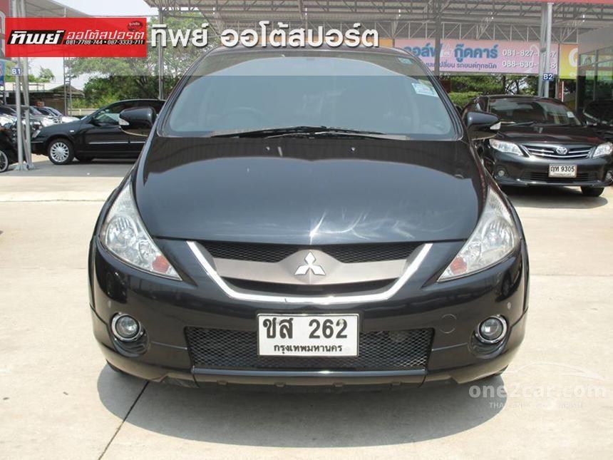 2009 Mitsubishi Space Wagon GT Wagon