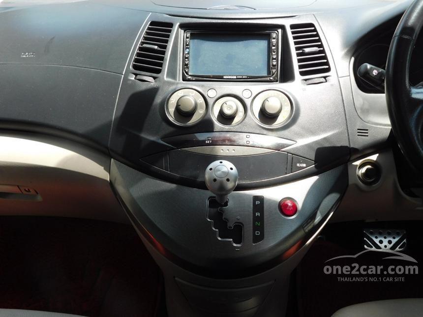 2007 Mitsubishi Space Wagon GT Wagon