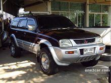 2003 Mitsubishi Strada G-Wagon (ปี 01-06) GLS 2.8 AT SUV