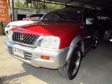 2002 Mitsubishi Strada G-Wagon (ปี 01-06) GLS 2.8 AT SUV