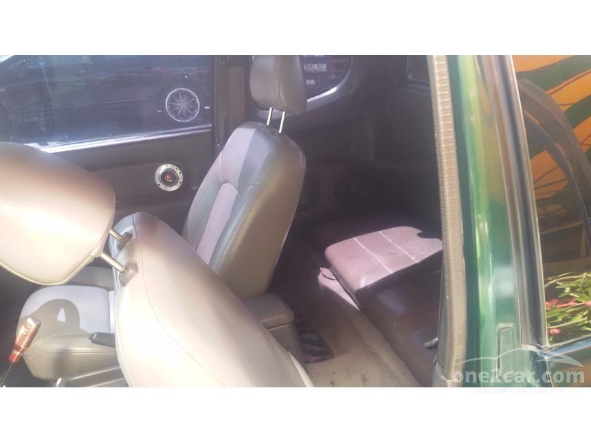 2002 Mitsubishi Strada GL Pickup