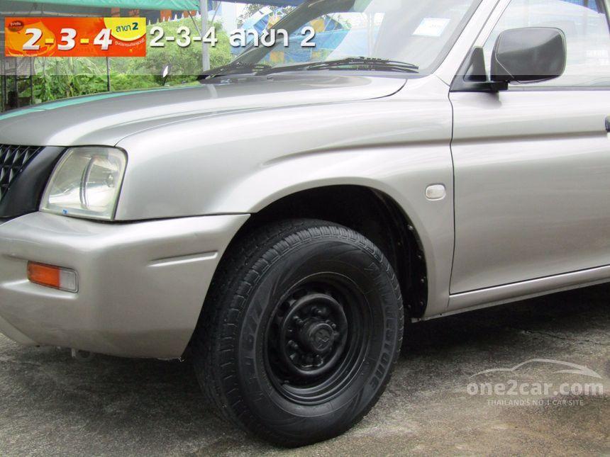 2001 Mitsubishi Strada GL Pickup