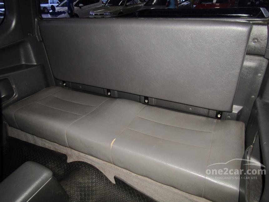 2004 Mitsubishi Strada GL Pickup