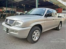 2005 Mitsubishi Strada MEGA CAB GL 2.5 MT Pickup