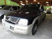2004 Mitsubishi Strada MEGA CAB GLS 2.8 MT Pickup