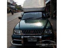 1997 Mitsubishi Strada MEGA CAB GLX 2.8 MT Pickup