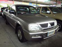 2005 Mitsubishi Strada MEGA CAB GLX 2.5 MT Pickup