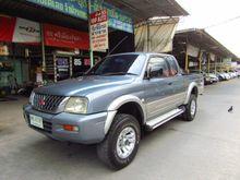 2001 Mitsubishi Strada MEGA CAB GLX 2.8 MT Pickup