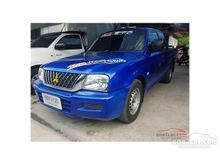 2003 Mitsubishi Strada MEGA CAB GLX 2.8 MT Pickup