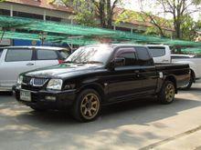 2005 Mitsubishi Strada MEGA CAB GLX 2.8 MT Pickup