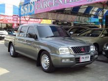 2002 Mitsubishi Strada GRANDIS 4DR Grandis 2.5 MT Pickup