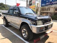 2001 Mitsubishi Strada GRANDIS 4DR Grandis 2.8 MT Pickup