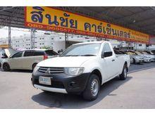 2011 Mitsubishi Triton SINGLE (ปี 05-15) CNG 2.4 MT Pickup