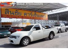 2012 Mitsubishi Triton SINGLE (ปี 05-15) CNG 2.4 MT Pickup