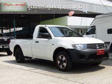2012 Mitsubishi Triton SINGLE (ปี 05-15) CNG 2.4 MT Pickup