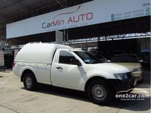 2011 Mitsubishi Triton SINGLE (ปี 05-15) CNG 2.4 MT Pickup