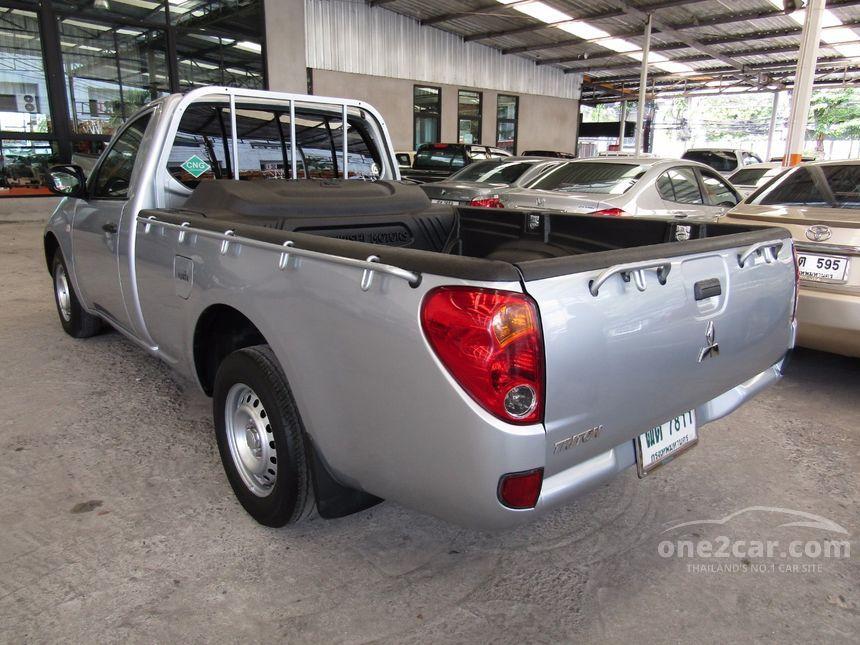 2012 Mitsubishi Triton CNG Pickup
