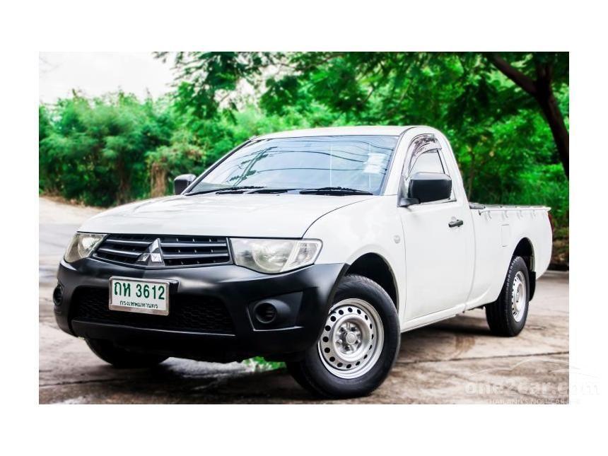 2010 Mitsubishi Triton CNG Pickup