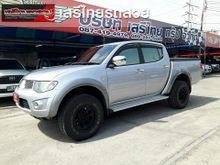 2012 Mitsubishi TRITON DOUBLE CAB PLUS VN TURBO 2.5 AT Pickup