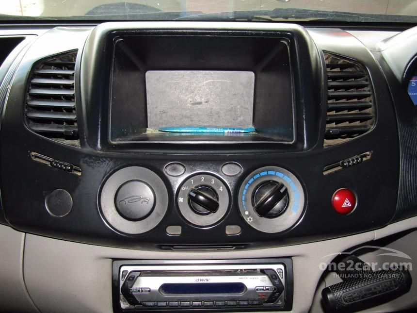 2007 Mitsubishi Triton GL Pickup