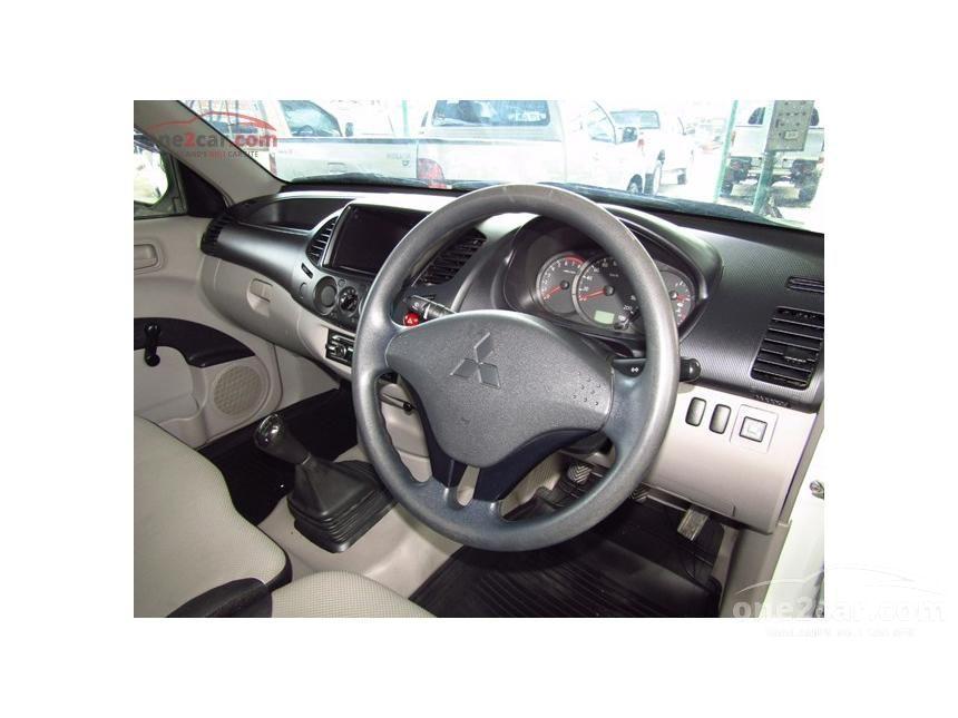 2012 Mitsubishi Triton GL Pickup