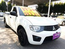 2015 Mitsubishi Triton SINGLE (ปี 05-15) GL 2.4 MT Pickup