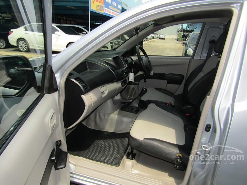 2011 Mitsubishi Triton GL Pickup