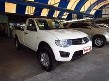 2013 Mitsubishi Triton SINGLE (ปี 05-15) GL 2.5 MT Pickup
