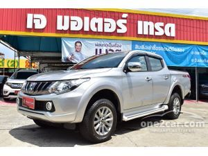 2017 Mitsubishi Triton 2.4 DOUBLE CAB (ปี 14-19) GLS-Limited Pickup MT
