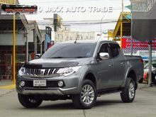 2015 Mitsubishi Triton DOUBLE CAB (ปี 14-19) GLS-Limited 2.4 MT Pickup