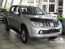 2016 Mitsubishi Triton DOUBLE CAB (ปี 14-19) GLS-Limited 2.4 AT Pickup