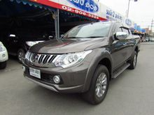 2015 Mitsubishi Triton DOUBLE CAB (ปี 14-19) GLS-Limited 2.4 AT Pickup