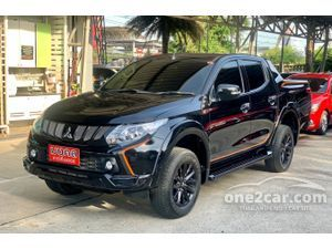 2018 Mitsubishi Triton 2.4 DOUBLE CAB (ปี 14-19) GLS-Limited Plus Pickup MT