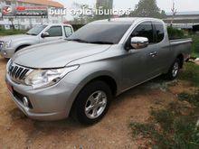 2016 Mitsubishi Triton MEGACAB (ปี 14-19) GLS 2.5 MT Pickup