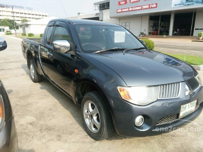 2007 Mitsubishi Triton GLS Pickup