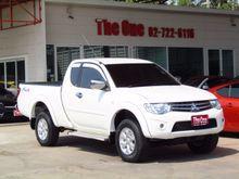 2012 Mitsubishi Triton MEGA CAB (ปี 05-15) GLS 2.5 AT Pickup