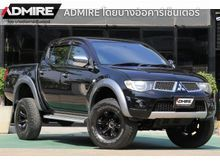 2011 Mitsubishi Triton DOUBLE CAB (ปี 05-15) PLUS 2.5 MT Pickup