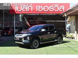 2019 Mitsubishi Triton 2.4 DOUBLE CAB (ปี 18-23) GLS Plus Pickup